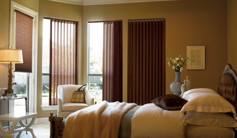 Vertical Blinds In Destin, Florida
