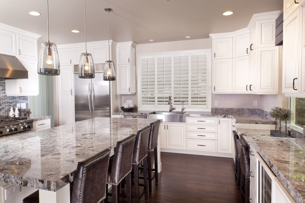 Destin kitchen design window