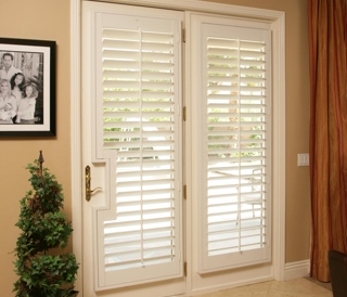 French Door Shutters In Destin, Florida