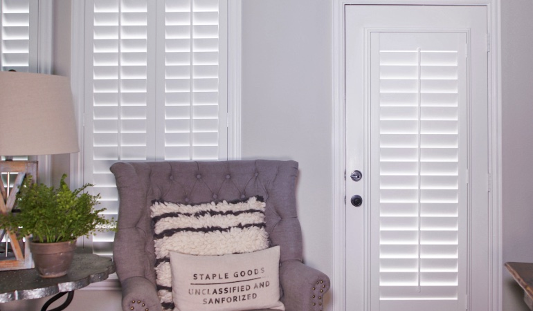 Plantation shutters in Destin