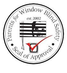 Seal of Approval by Parents for Window Blind Safety in Destin