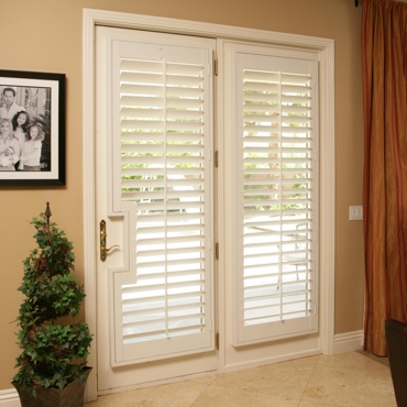 Patio French Door Shutters Destin