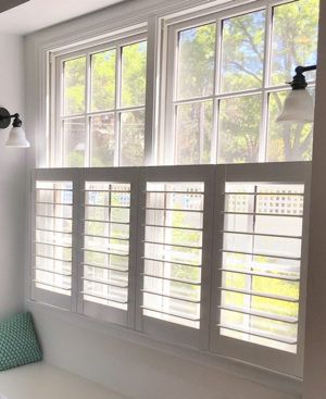 Destin Polywood cafe shutters
