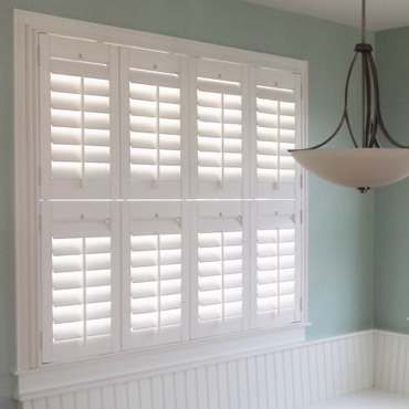 Destin Studio Plantation Shutters