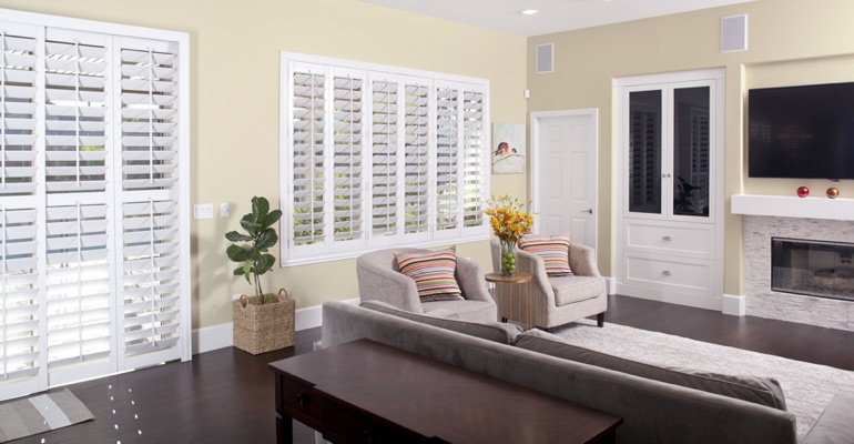 Polywood Plantation Shutters For Destin, Florida Homes