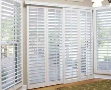 Destin sliding glass door